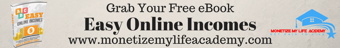 free ebook Monetize My Life Academy
